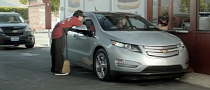 2012 Chevy Volt Commercial: Drive Thru [Video]