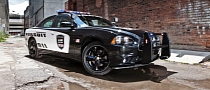 2012 Dodge Charger Pursuit Gets Mopar Accessories