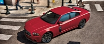 2012 Dodge Charger Redline Coming to Detroit