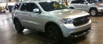 2012 Dodge Durango Revealed on Twitter