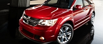 2012 Dodge Journey SXT Gets Four-Cylinder Engine