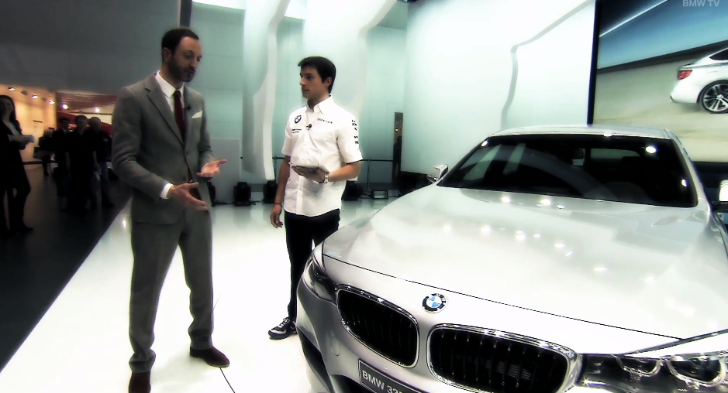 2012 DTM Champion Bruno Spengler Does a Q&A Session with Karim Habib [Video]