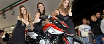 2012 EICMA Beauty Queen Announced: MV Agusta Rivale 800