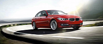 2012 F30 BMW 3-Series Launched in India