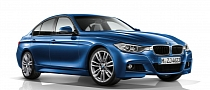2012 F30 BMW 3-Series UK: Hybrid, xDrive and M Sport