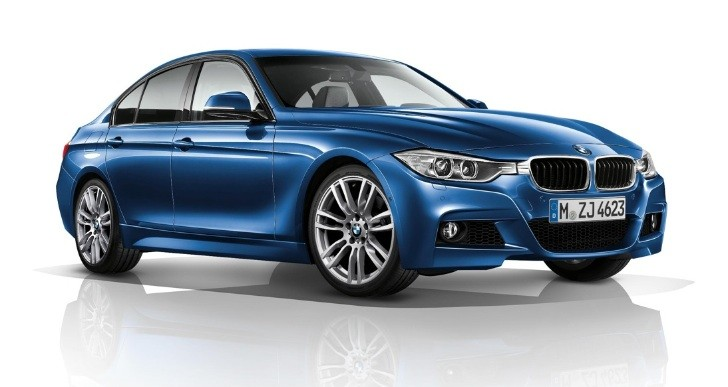 2012 F30 Bmw 3 Series Uk Hybrid Xdrive And M Sport