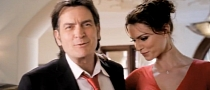 2012 Fiat 500 Abarth Commercial: Charlie Sheen under House Arrest, Catrinel Menghia [Video]