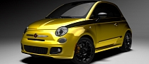 2012 Fiat 500 Stinger Comes from Mopar