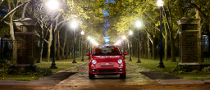 2012 Fiat 500 US Spec Presented in LA, Prices Announced