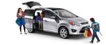 2012 Ford C-Max Will Move US Families