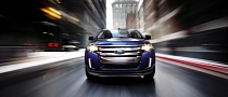 2012 Ford Edge Now Delivers 30 MPG Highway