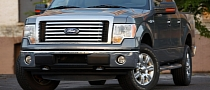 2012 Ford F-150 Supercrew Upgrades to Larger Payload Chassis