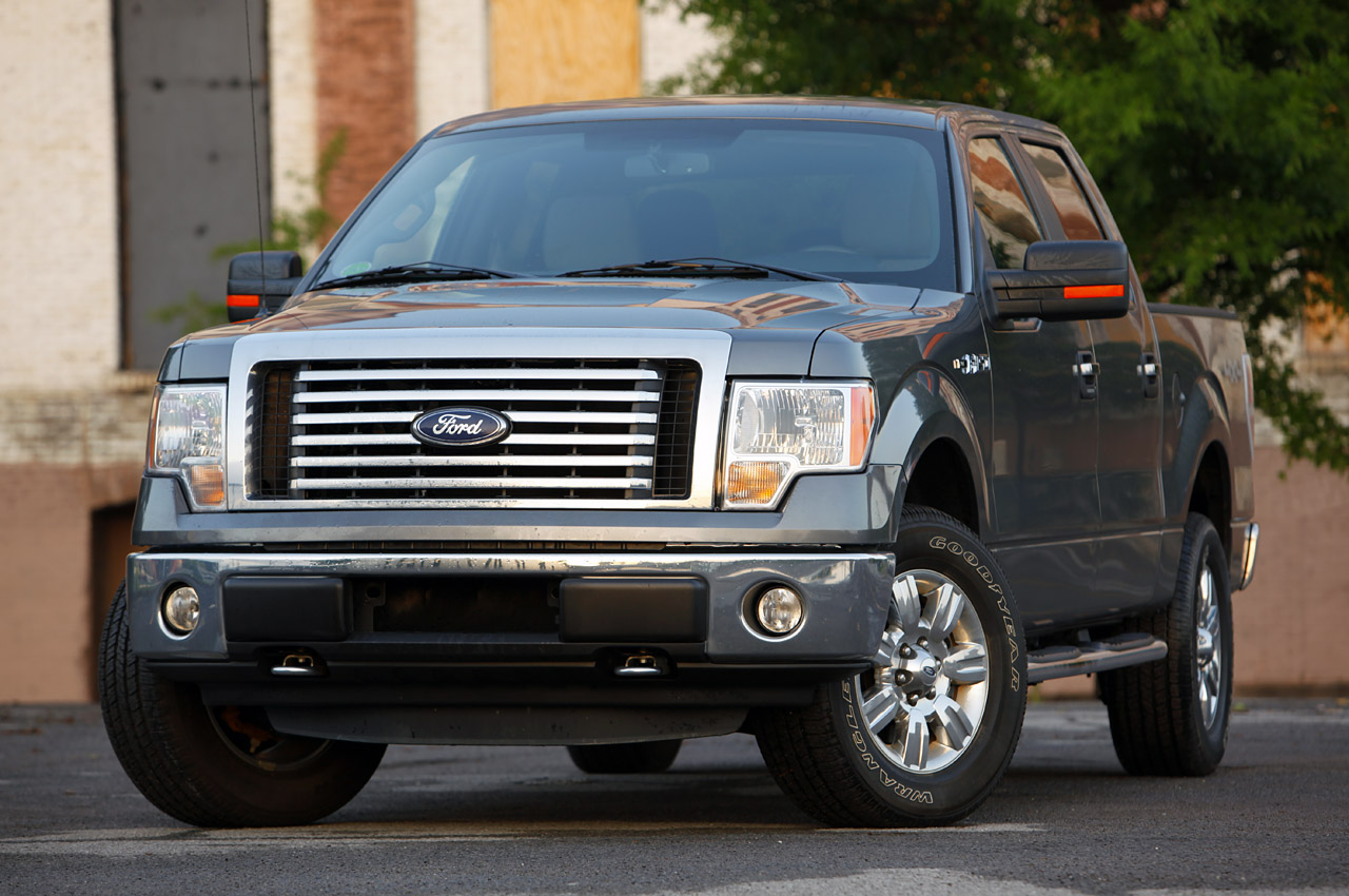 2012 ford f 150 supercrew upgrades to larger payload chassis autoevolution. Black Bedroom Furniture Sets. Home Design Ideas