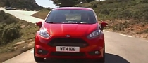 2012 Ford Fiesta ST Makes Video Debut