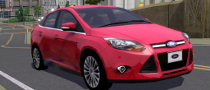 2012 Ford Focus Added to The Sims 3 Store
