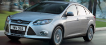 2012 Ford Focus Canadian Prices Announced