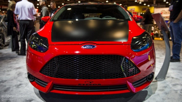 2012: Ford Focus ST by Steeda Autosports [Live Photos]