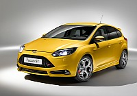 2012 Focus ST is Ford's first global performance product