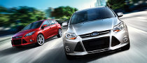 2012 Ford Focus to Deliver 40 MPG Highway