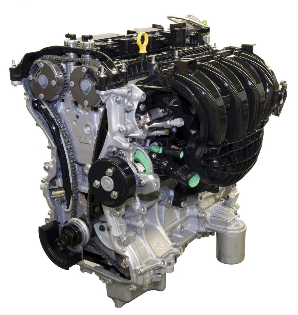 2012 Ford Focus To Deliver 40 MPG Highway
