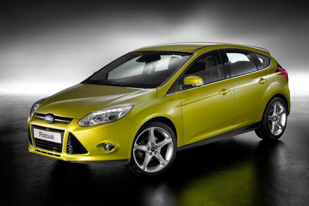 2012 ford focus uk pricing announced autoevolution. Black Bedroom Furniture Sets. Home Design Ideas
