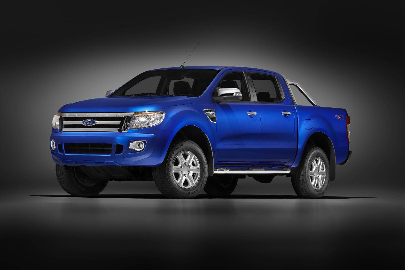 2012 Ford Ranger Revealed Autoevolution