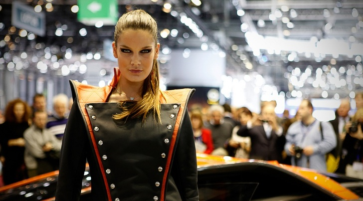 2012 Geneva Motor Show: The Girls [Photo Gallery]
