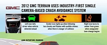 2012 GMC Terrain Introducing First Single-Camera Crash Prevention System [Video]