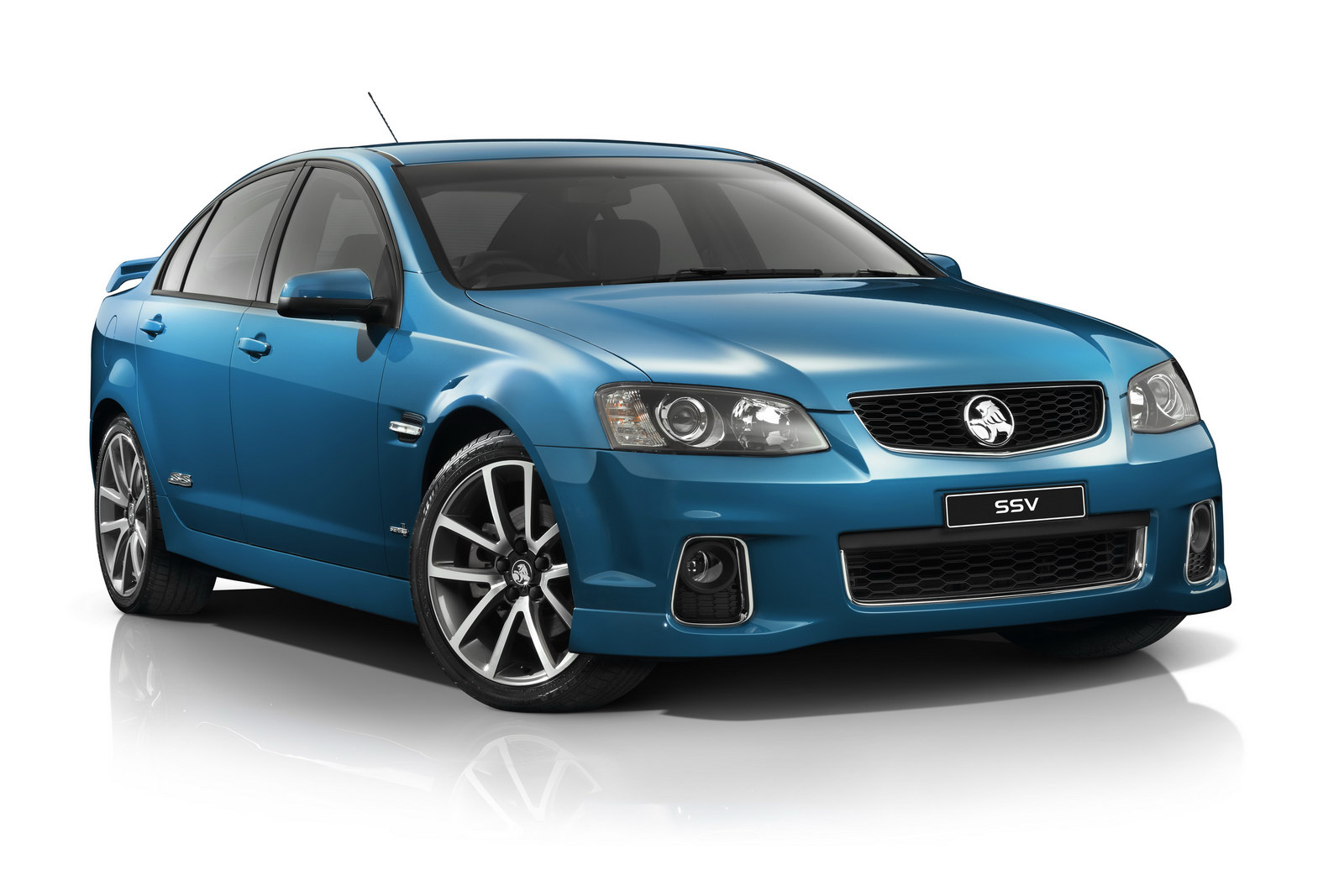 2012 Holden Commodore Gets Cosmetically Enhanced