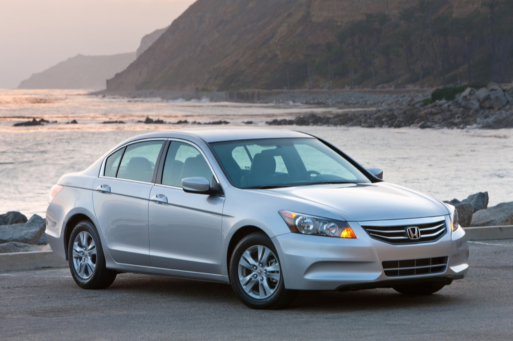 2012 honda accord pricing announced autoevolution. Black Bedroom Furniture Sets. Home Design Ideas