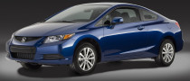 2012 Honda Civic Revealed, Gets More Efficient