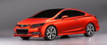 2012 Honda Civic Si Gets a 2.4-liter Engine