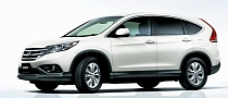2012 Honda CR-V Unveiled in Japan [Photo Gallery]