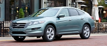 2012 Honda Crosstour Launched, Drops Accord from Model Designation [Video]