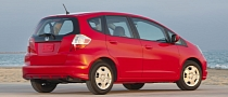 2012 Honda Fit Gets Updated and Enhanced