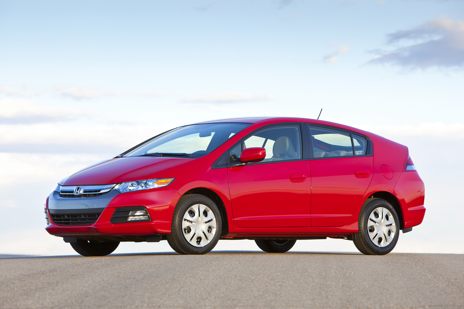 2012 Honda Insight Hybrid Introduced in the US - Photo ...