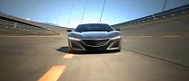 New Honda / Acura NSX Video Released