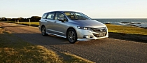 2012 Honda Odyssey Australian Pricing Announced