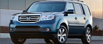 2012 Honda Pilot Coming in September