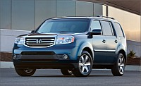 The new Honda Pilot is expected to hit the showrooms in September.