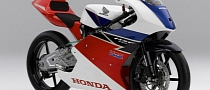 2012 HRC Honda NSF250R Bike Going Stateside