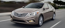 2012 Hyundai Azera Debuts in LA [Photo Gallery]