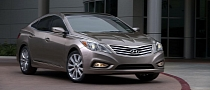2012 Hyundai Azera Named IIHS Top Safety Pick