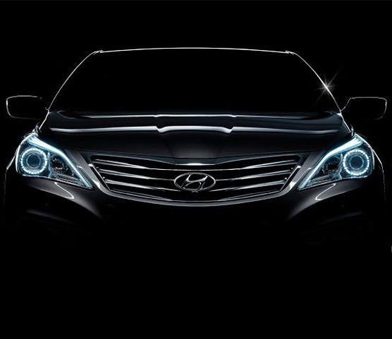 2012 Hyundai Azera New Photos and Technical Specs Released