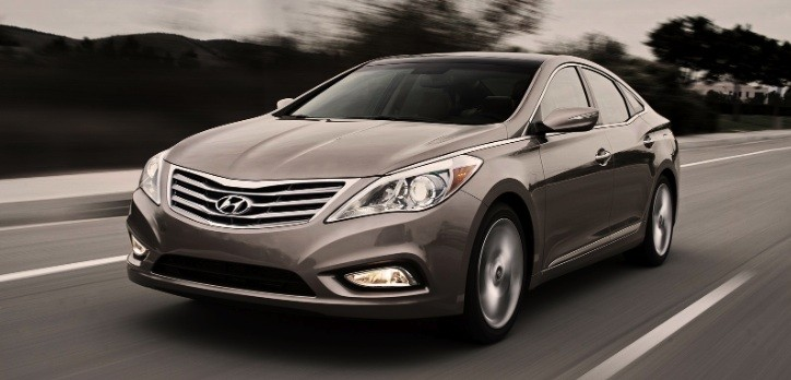2012 Hyundai Azera US Pricing Revealed