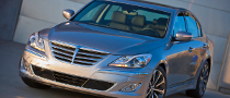 2012 Hyundai Genesis Priced from $34,200