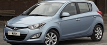 2012 Hyundai i20 Facelift Official Photos