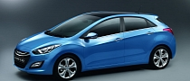 2012 Hyundai i30 Debuts at Frankfurt Auto Show [Photo Gallery]