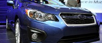 2012 Impreza to Sell Far Better, Subaru Says