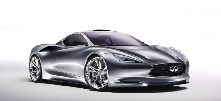 2012 Infiniti Emerg-E Concept Revealed [Photo Gallery]